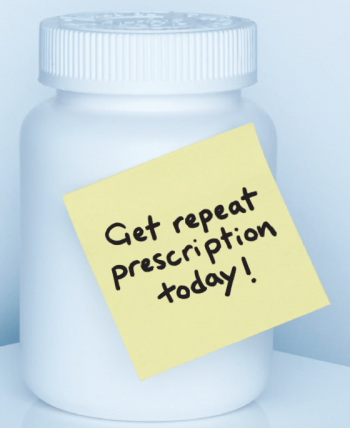 Repeat Prescriptions / Collection Service
