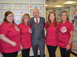 Tobermore Road Pharmacy Staff